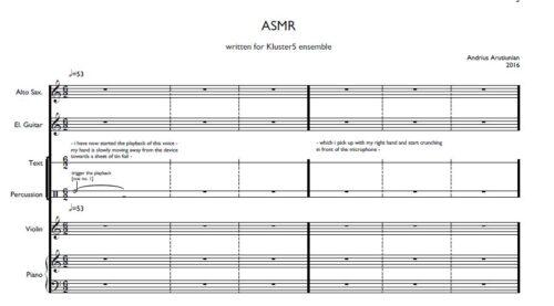ASMR [029]