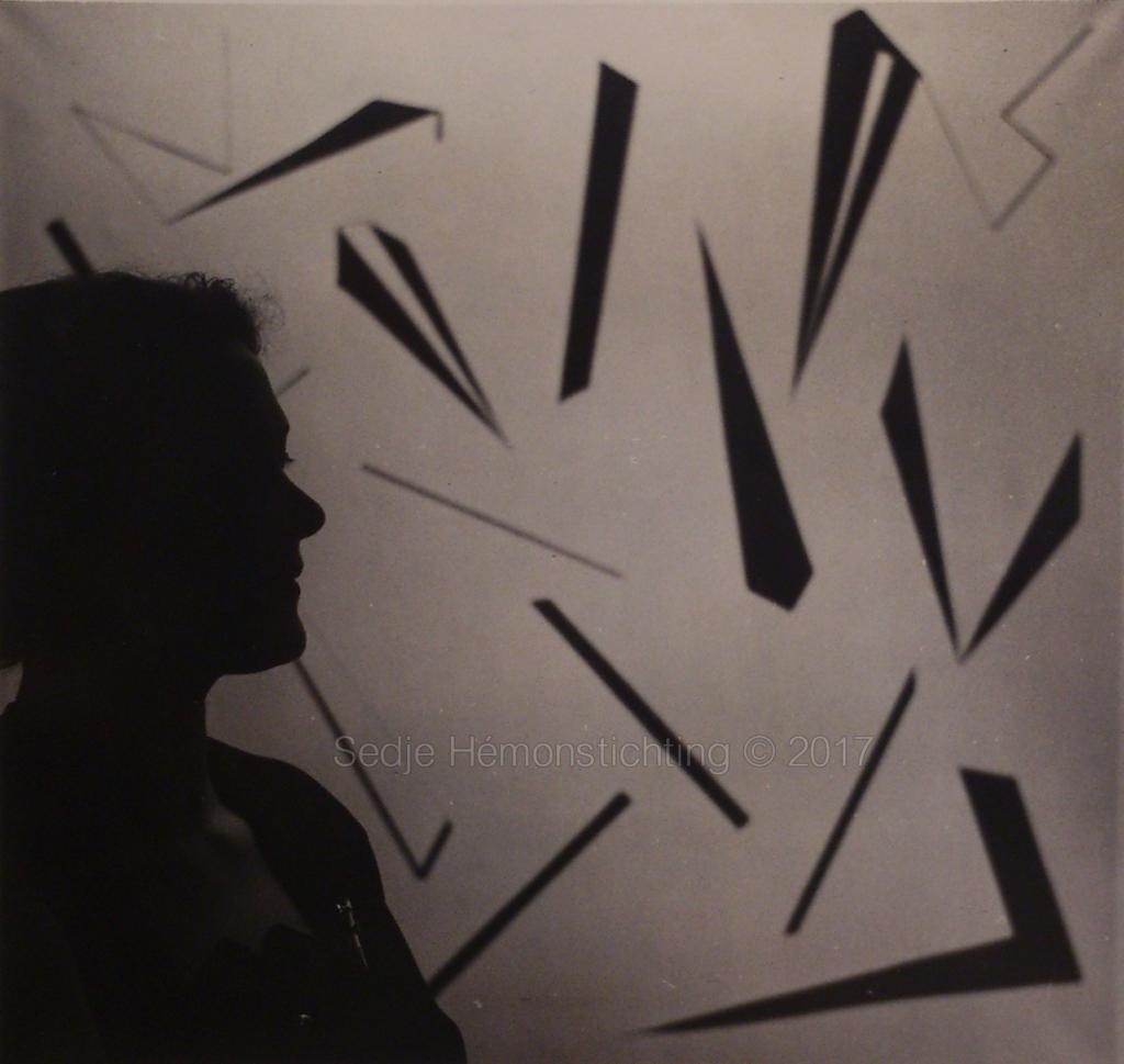 Sedje Hémon, composer and visual artist. Sedje Hémonstichting©2017