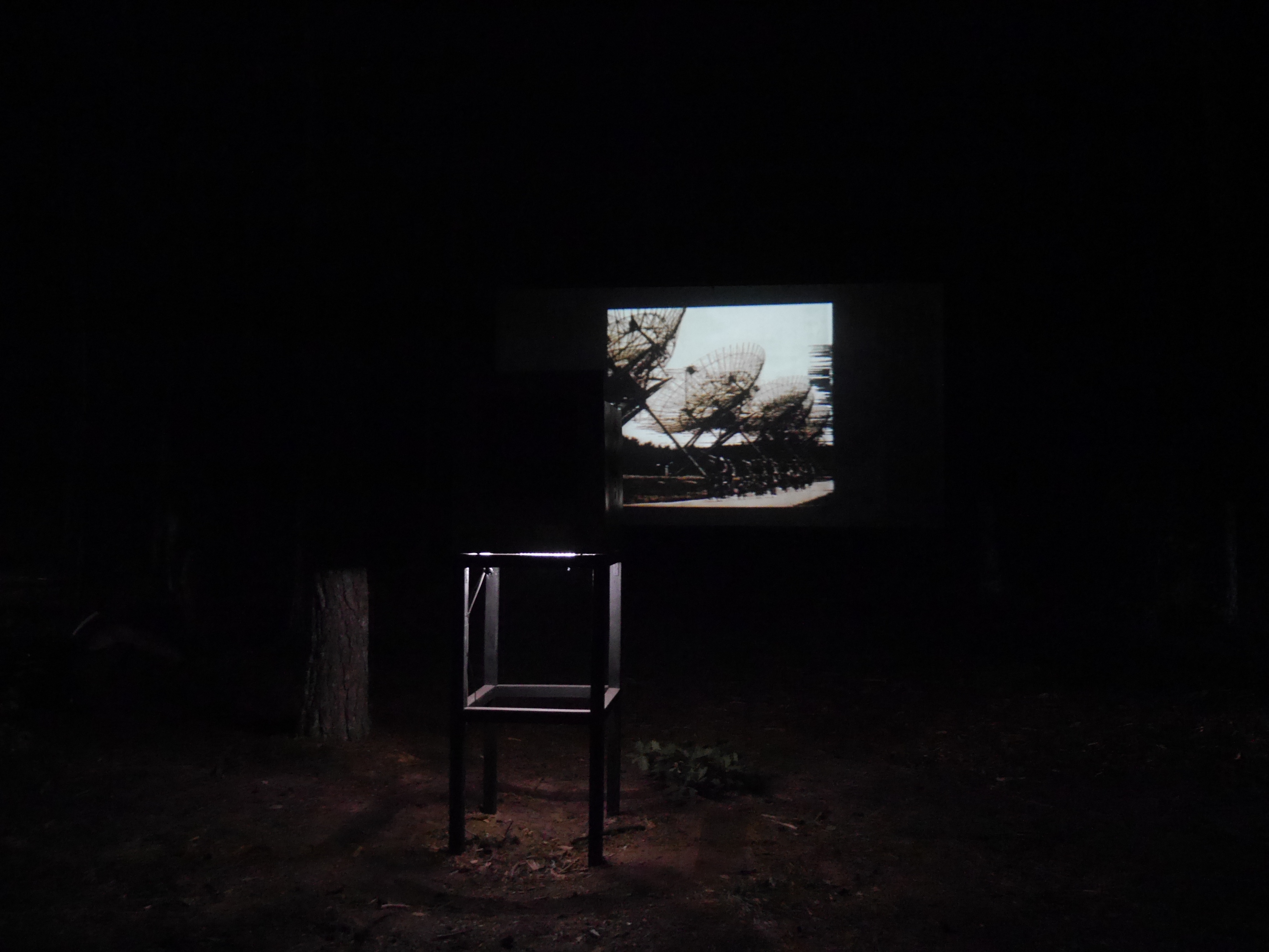 Voyages at SILENT STAGE, Lithuania, 2018, curated by Mona Casey and Tadas Stalyga